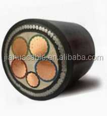 0.6/1kV Type copper Conductor Material power cable
