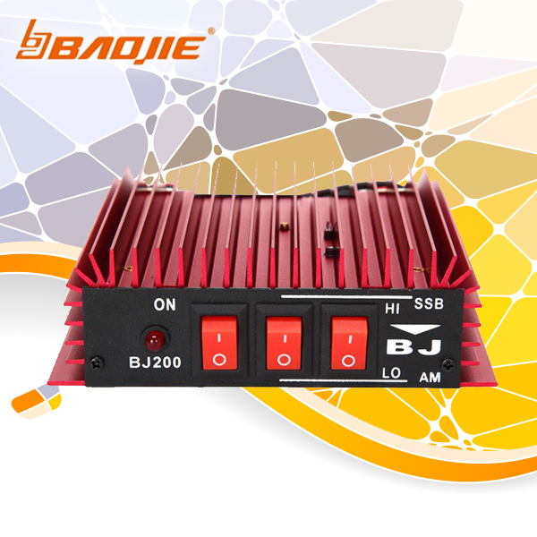 BAOJIE BJ200 100W High Power RF Power Amplifier Module