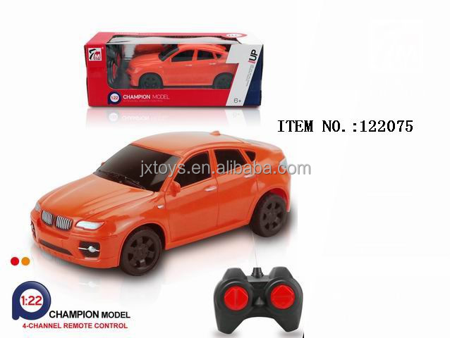 Most selling items wholesale creative child toy 1:22 rc car 4wd for kids