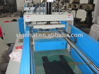NEW Automatic recycled plastic shopping bag making machine