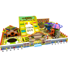 naughty castle for sale Kids Indoor Play Structure Toddler play land