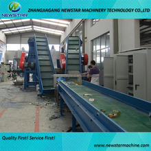 Factory nearby Shanghai port direct selling recycle washing line Pet Bottle Plastic Recycling Machine