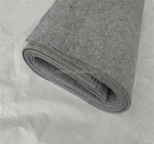 3mm 100% wool industry pressed Natural wool felt non-woven felt fabric Wool Roll felt