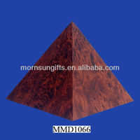High quality pyramid shaped wholesale urns