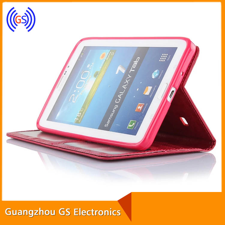 Silicon Leather Tablet Pc Rubber Case