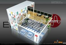 AUTO CHINA EXHIBITION BOOTH DESIGN AND CONSTRUCTION