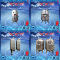 supply high quality multi media and carbon water filter