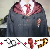 Halloween Costumes Robe Cloak With Tie