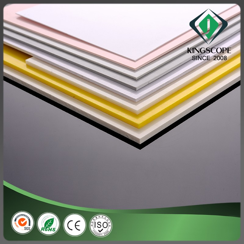 Premium quality weather-resistant hard clear abs plastic sheet