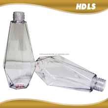 factory price different shape 100ml 200ml thick empty plastic pet bottle