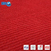 polyester swimming pool carpet use Commercial red carpet For office corridor