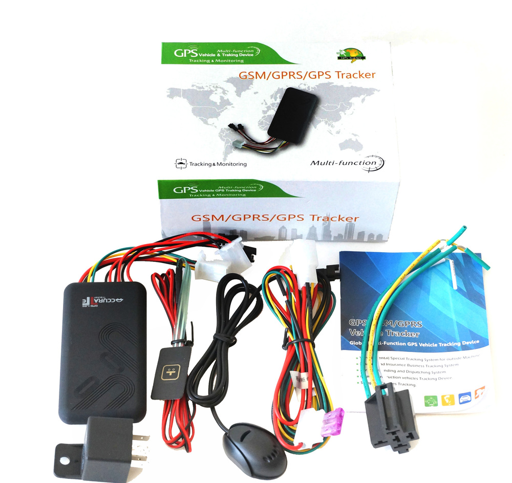 High integration density vehicle GPS tracker GT06 car gps tracking device