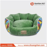 flannel Luxury Pet Dog Beds pet nest
