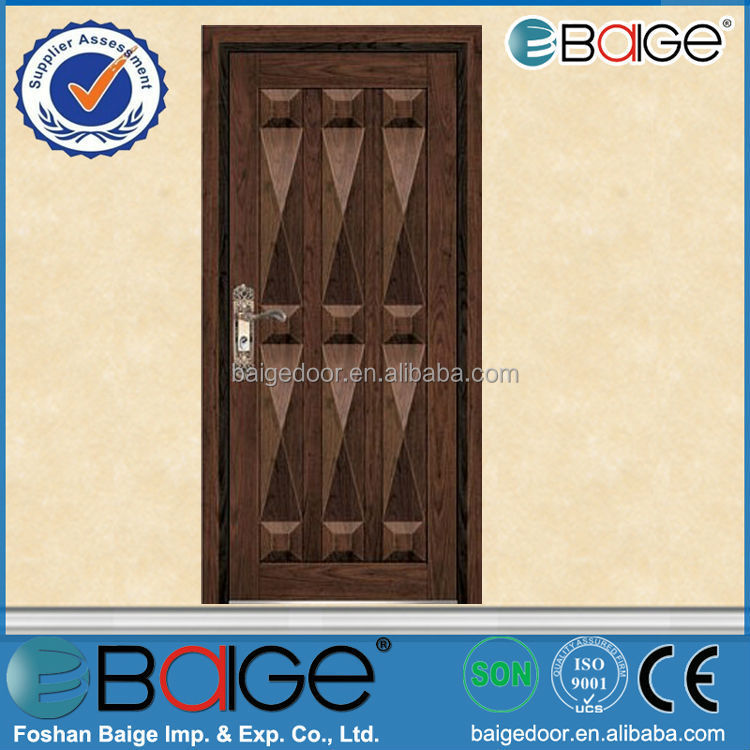 BG-A9026 wrought iron door main gate/gate grill design/wrought iron door design
