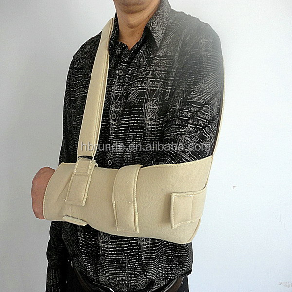 Forearm Fracture Arm Brace Support Joints Dislocated Arm Braces & Slings