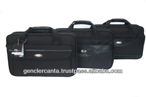 Waterproof, robust and quality fabric paperwork and laptop bag