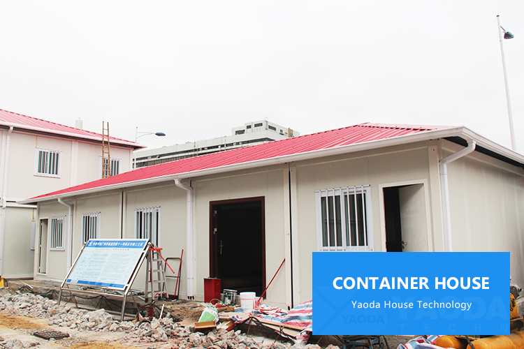 Accommodation prefab mobile container house luxury prefabricated steel container homes prices container classroom