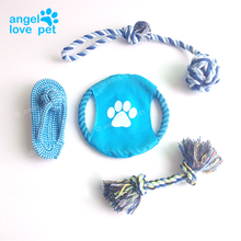 Puppy Dog Rope Toys Chew Teething Rope Toys for Small to Medium Dog