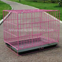 galvanized steel rabbit cages pet house(factory)