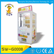 song wang most popular coin operated key master gift prize vending machine