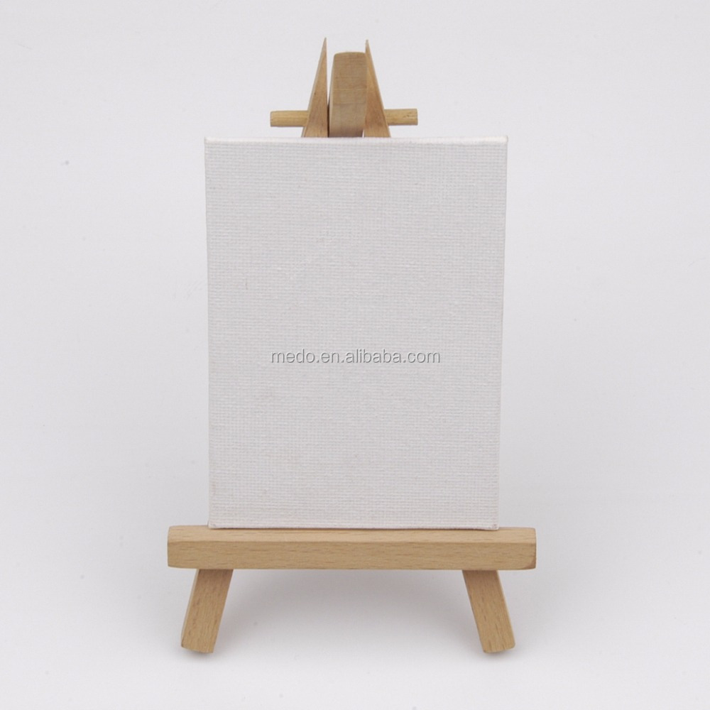 2016 New small beech wood cheap easel