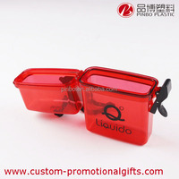 High quality waterproof phone bag,wholesale custom waterproof bag mobile phone,small waterproof plastic box with lid