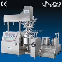 Lotion mixer cosmetic machine for high viscosity material