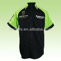 2013 hot sale custom motoGP motorcycle shirt