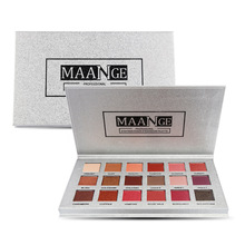 Best Cosmetics Shadows Makeup Eye Shadow 18 Colors
