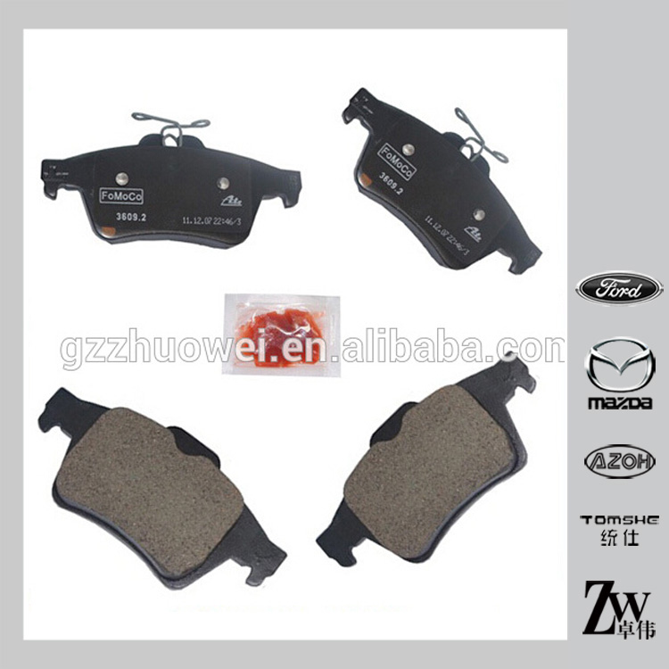 Auto Chassis Parts Rear Axle Disc Brake Pad Set C2Y3-26-48ZA for Mazda 3, 5, CR