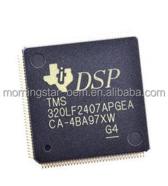 TMS320LF2407APGEA DSP2407 chip TMS320LF2407 144LQFP TI DSP integrated circuit IC chip