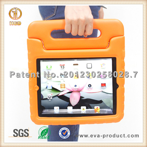 Wholesale for apple ipad case cover kids safe with handle