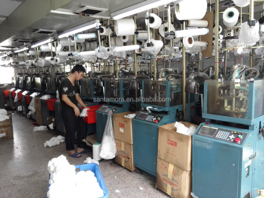 high speed jacquard silk stocking making machine