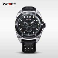 WEIDE WH3306-3C Allibaba.com Best Selling Products Men Wrist Watch 2016, Stainless Steel Back Water Resistant watch 30m