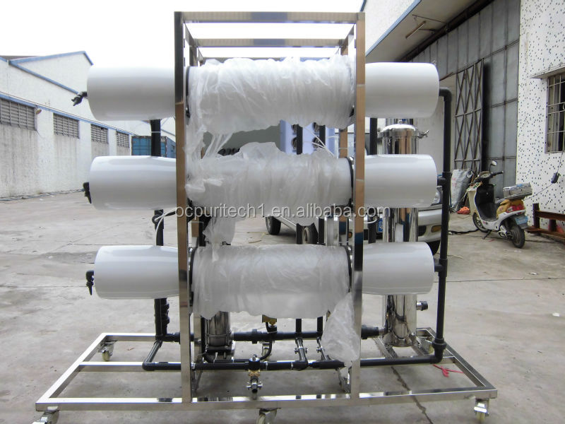 RO reverse osmosis industrial / commercial water purification system