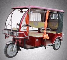 2016 China New Product Electric Passenger Tricycle for Taxi In India Venus-SRAKA11