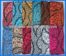 ladies stoles and shawls/ leopard infinity scarf
