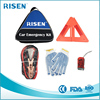 Top selling competition portable excursion road kit/roadside car emergency kit