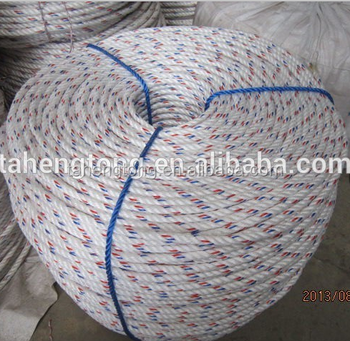 Cheapest new products hdpe manufacturers pe ropes