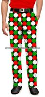 2014 profession sublimated dry fit athletic golf pants