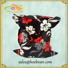 Indoor and outdoor bean bag Giant cushion Beanbag Sofa Chair Hot Sale Furniture Giant Indoor And Outdoor Sit-On-It Bean Bag