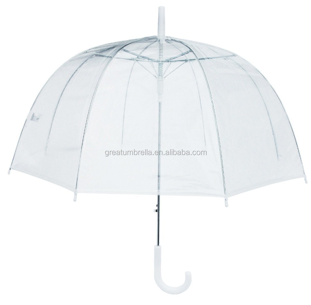 new coming cheapest Clear Auto Open $1 umbrellas