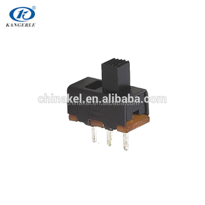smd mini 3 position slide electrical switch