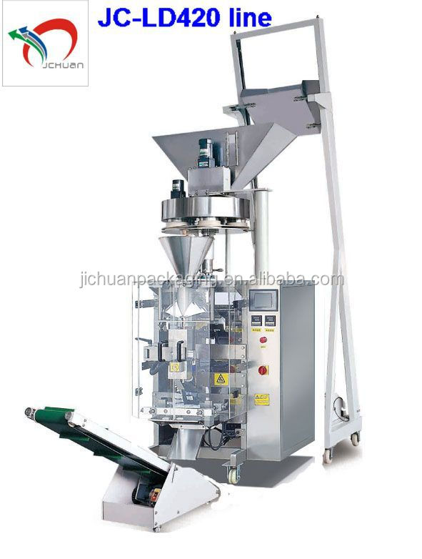 Vertical automatic sugar packing machine JC-LDVD420