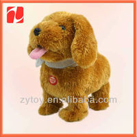 Marketable lovely in china shenzhen OEM snoopy dog plush toy