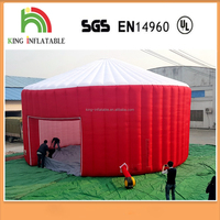 2017 King Inflatable Outdoor Cheap Party Air Inflatable Dome Tent for Sale