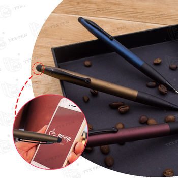 Guaranteed quality thin metal stylus pen