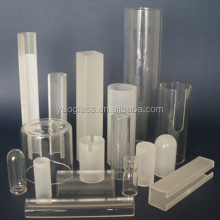 High quality borosilicate pyrex glass tube pipes for lighting