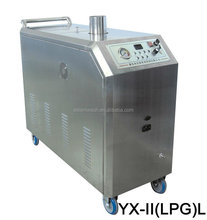 Mobile bus washing machine and bus wash systems with CE Approval