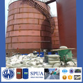 electric tower polyurea spray anticorrosion coating